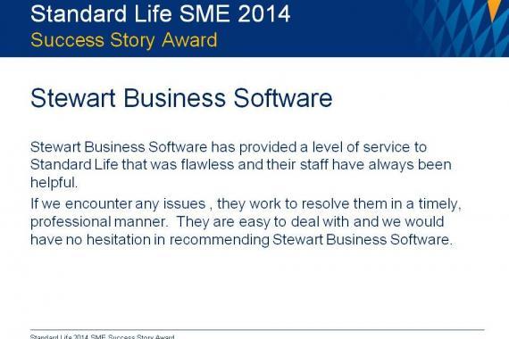 Standard Life SME 2014